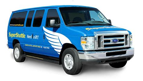 airport shuttle companies supershuttle washington dc airport transportation