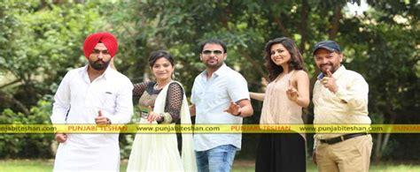 ammy virk with family angrej punjabi movie 2015