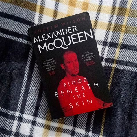 libro alexander mcqueen blood beneath honeypot blogs