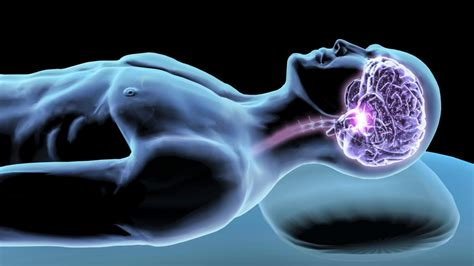 Sleeping While Detoxing by Sleeping Allows The Brain To Cleanse Itself But Much