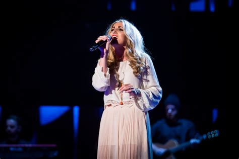 i hope you dance the voice performance the voice uk co derry singer colleen gormley stuns judges