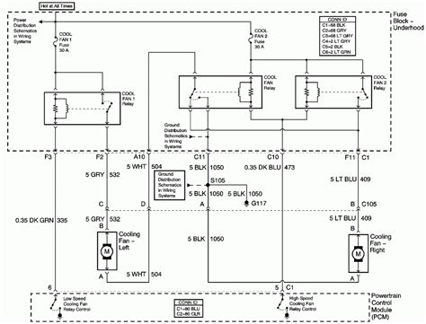 wiring diagram for 2001 chevy venture cooling fan get