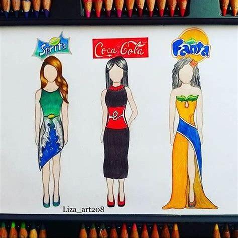 design dress app sprite coke fanta favourite by liza art208 follow