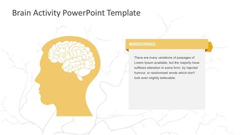 Brain Activity Powerpoint Template Templates In Powerpoint