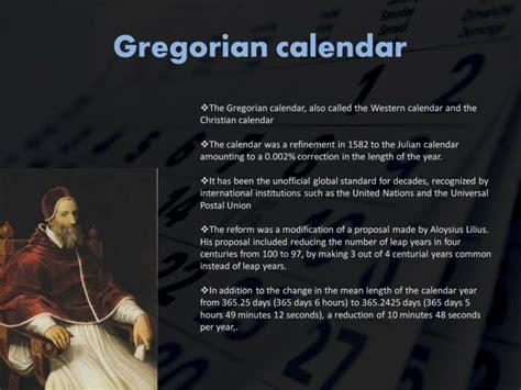 Gregorian Calendar Gregorian Calendar Related Keywords Gregorian Calendar