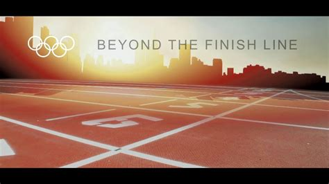 start line and beyond chronicles of an athlete cancer patient books beyond the finish line trailer the olympic legacy