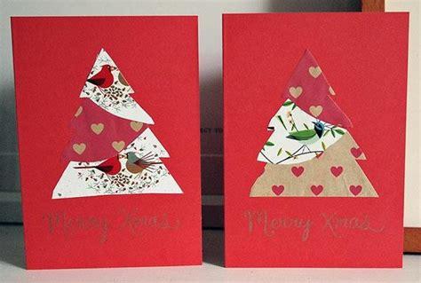 Weihnachtskarten Zum Selbermachen by Sch 246 Ne Weihnachtskarten Selber Basteln Mehr Als 100