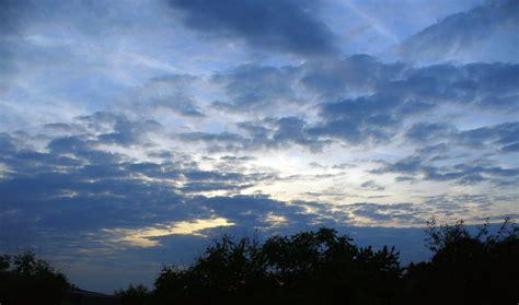evening clouds  image  libreshot