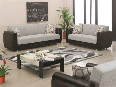 Houston Sofa Bed Houston Sofa Bed In Grey Fabric By Empire W Options