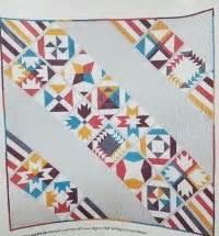 overbrook quilt connection kansas fabric quilt
