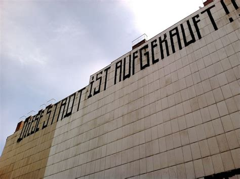 Schönhauser Berlin by Writing On The Wall Letters From New York To Berlin