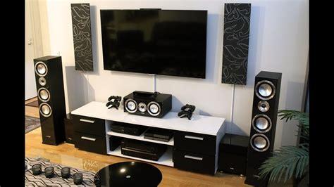 ultimate home theater setup  samsung onkyo canton