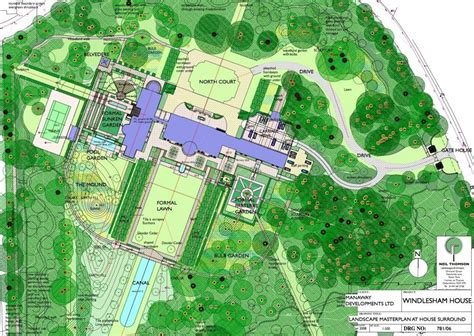 Create A House Plan site planning in the green belt neil thomson landscape