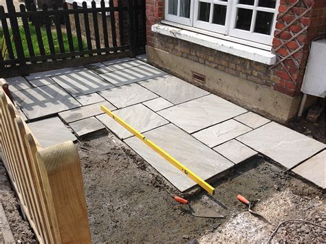 How To Lay Patio Slabs by Enhance Property Developments Property Development In