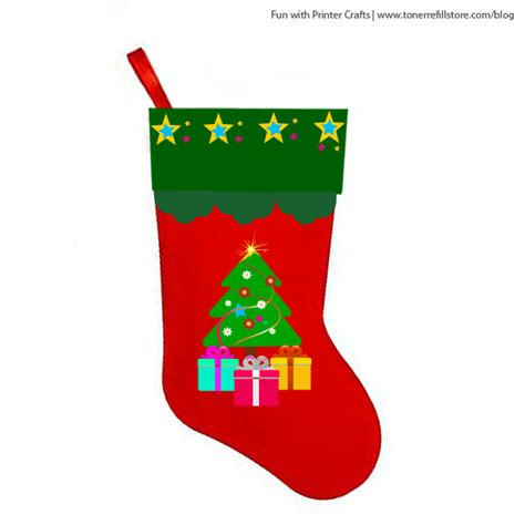 design your own christmas stocking