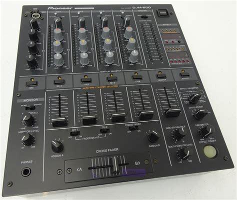 Mixer Audio Pioneer pioneer djm 500 club mixer pioneer djm 500 mixer