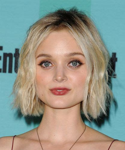 pictures of round blunt cut hair 8 bella heathcote hairstyles doll face beauty hair