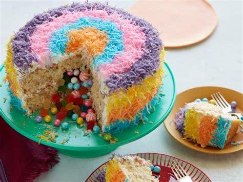 how to make a pinata cake how to make a pi 241 ata cake food network easy baking tips
