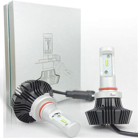 2pcs H7 H8 H16 50w Bright High Led Car Headlight Fog Light 2pcs h11 h9 h8 jp lumiled philips led headlight conversion