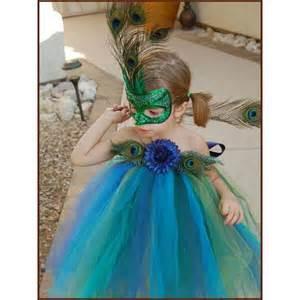 Peacock tutu costume thisnext