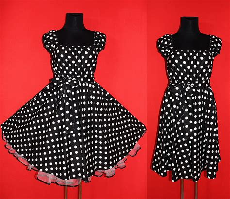 plus size swing dress rockabilly 50s rockabilly swing dress pin up plus size 16 18 by