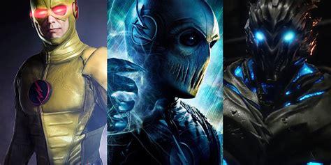 flash    speedster villains screen rant