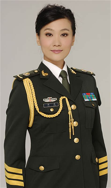 chinese military uniform girl the uniform girls pic china military uniform girls 015