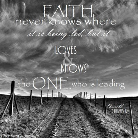 Faith Is Powerful 18 powerful quotes from oswald chambers christianquotes info