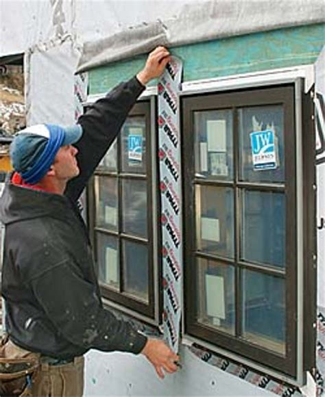 adding windows to a house 2012 irc codifies window and door pan flashings fine