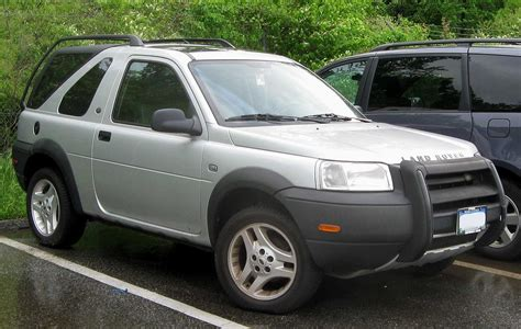 land rover discovery soft top land rover freelander wikipedia den frie encyklop 230 di