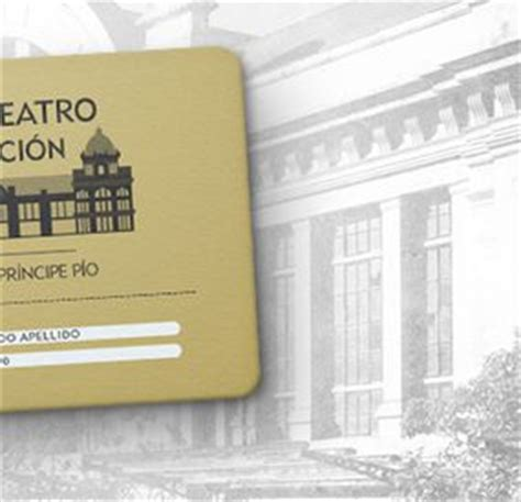 entradas principe pio entradas abono anual gran teatro pr 237 ncipe p 237 o taquilla