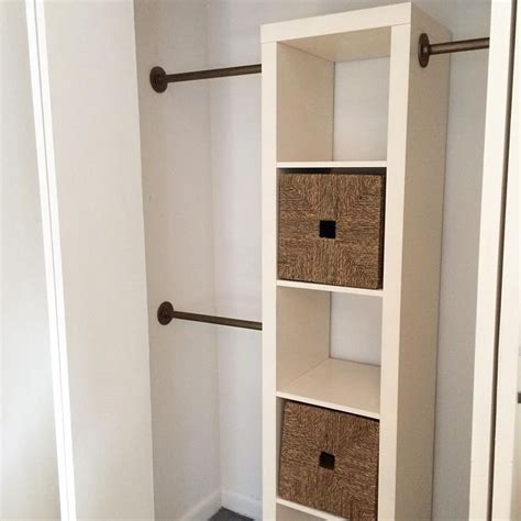 ikea wardrobe shelving the 25 best ikea closet hack ideas on ikea