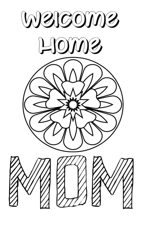Welcome Back To Work Coloring Pages