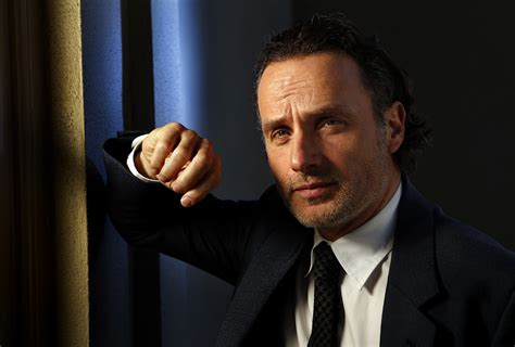andrew lincoln rick grimes how andrew lincoln realized even rick grimes is expendable