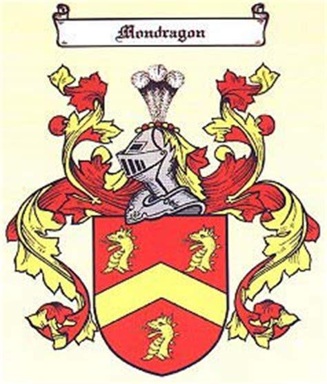 re: mondragon name history genealogy.com