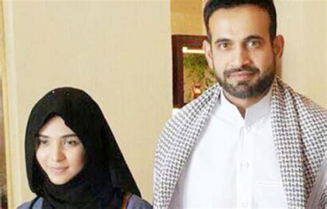irfan pathan biography in hindi when cricketer irfan pathan weds jeddah based model in