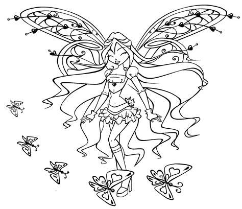 imagenes para colorear winx club dibujos para colorear maestra de infantil y primaria