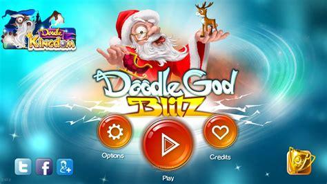 doodle god puzzle snow doodle god blitz for windows 8