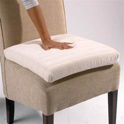 Chair Cushion Foam Memory Foam Seat Cushion Home Design Ideas