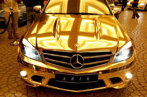 gold mercedes plush paparazzi mercedes gold