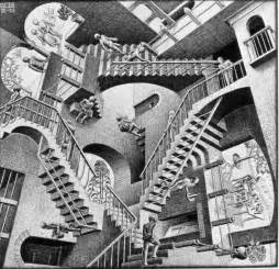 escher treppen schroeder stairs from wolfram mathworld