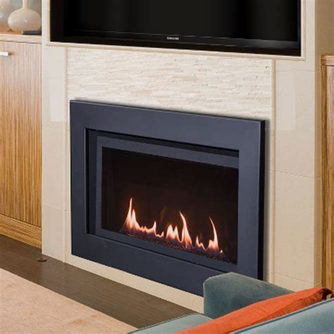 zero clearance gas fireplace place and pits