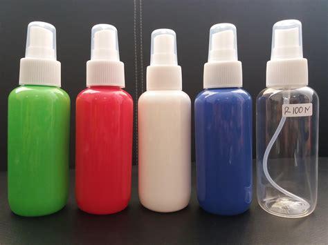 Murah For 100 Ml jual botol 100 ml dan spray putih harga murah surabaya oleh pt anshell jaya
