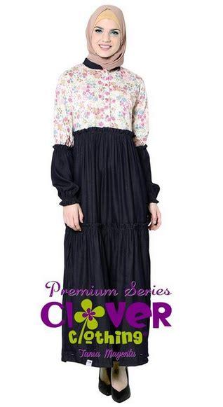 Baju Muslim Remaja Sehari Hari Contoh Desain Busana Muslim Remaja Sehari Hari Terpopuler
