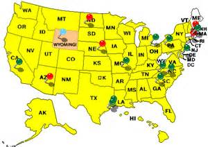50 State Map Quiz by 50 States Map Quiz
