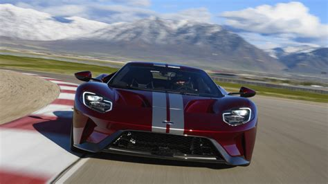 Ford Supercar by 2017 Ford Gt Supercar Drive Review With Photos