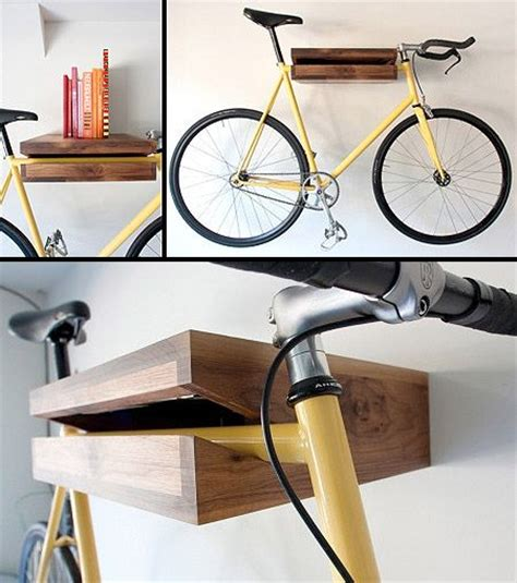 25 best ideas about vertical bike rack on