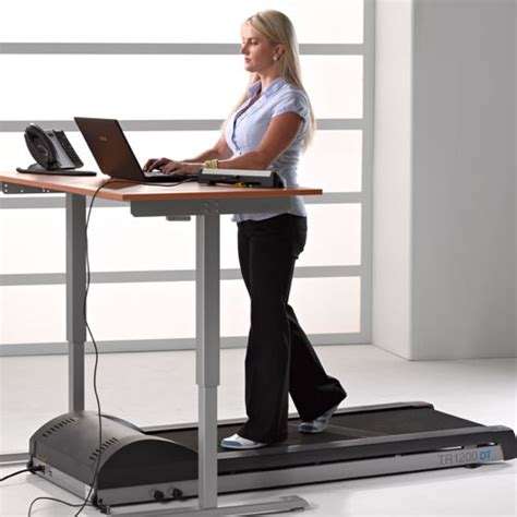 Cardio At Your Desk by Lifespan Tr1200 Dt3 Treadmill Desk By Span