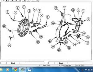 Brake Line Diagram For 1997 Ford F150 Solved Rear Brake Diagram For Ford F 150 1997 Fixya