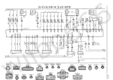 1jz gte wiring harness diagram 1jz ignition diagram